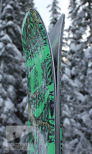Voile Charger Skis