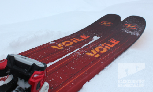 Voile V6 Ski Review