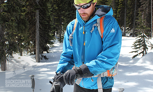 Westcomb Shift LT Hoody Review