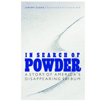in search of powder book