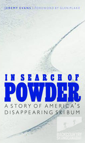 In Search of Powder book review