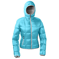 First Ascent downlight hoodie