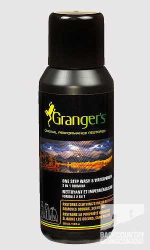 GRANGERS PERFORMANCE WASH  Recommended by World leading extreme technical Outdoo