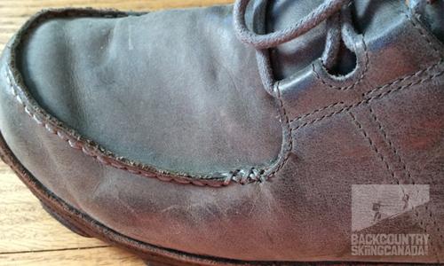 Olukai Ohana Lace Up Nubuck Shoe Review