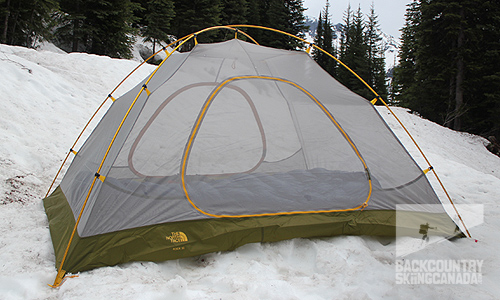 The North face Rock 32 three Season tent