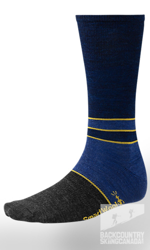 Smartwool Men's Color Block Denim Socks