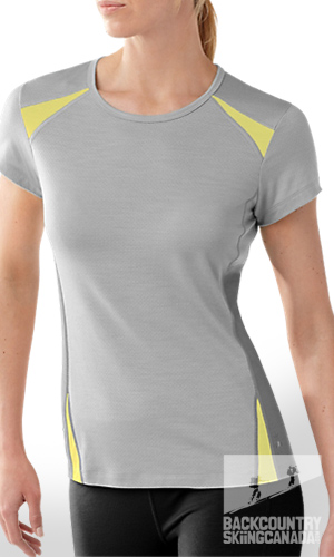 Smartwool Women's Cortina Tech Tee