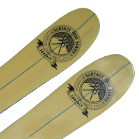 surface walk free skis