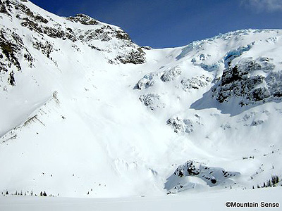 backcountry-skiing-coast-mountains-Whistler-Matier-Glacier-Exit