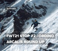 Freeride World Tour Andorra Round 2