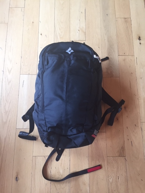 Black Diamond Halo28 Jetforce pack - for sale