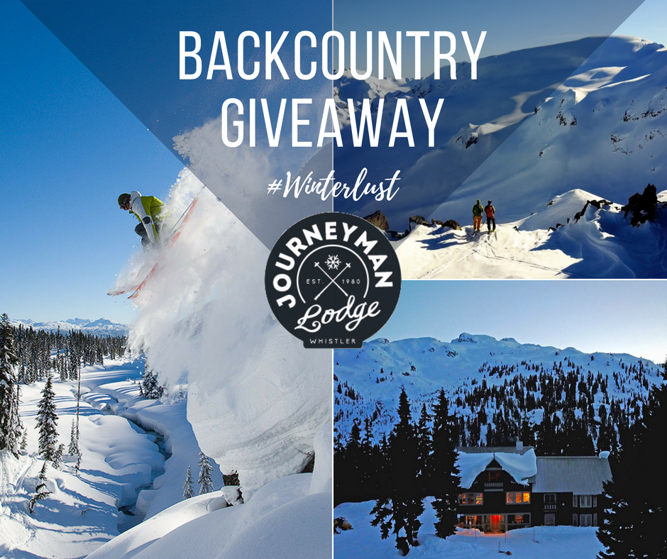 CONTEST: Backcountry Giveaway