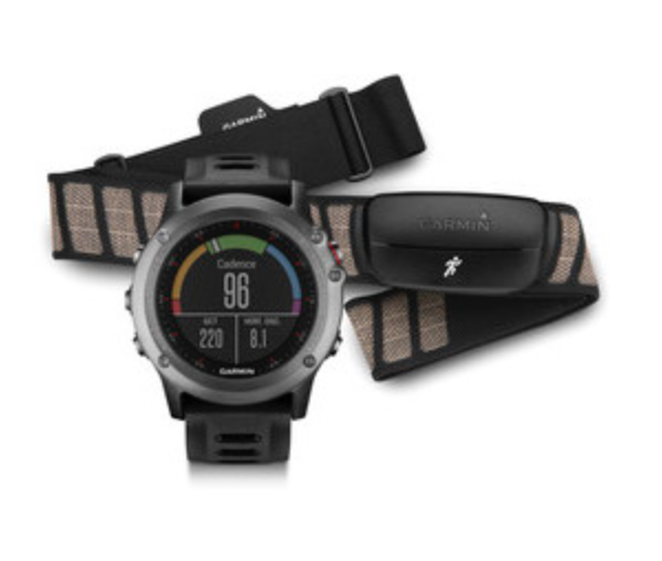 Garmin Fenix 3 GPS Watch for sale