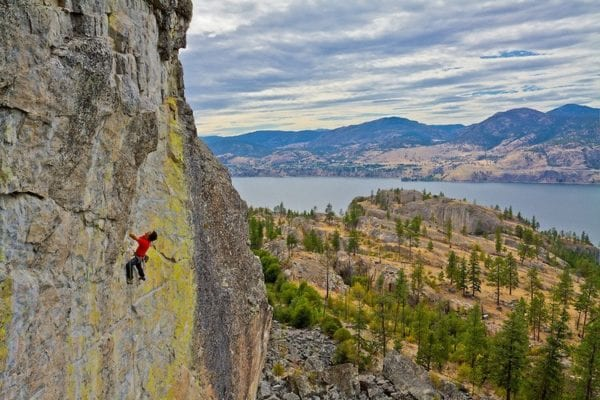 Status of climbing across Canada and thoughts about the long weekend
