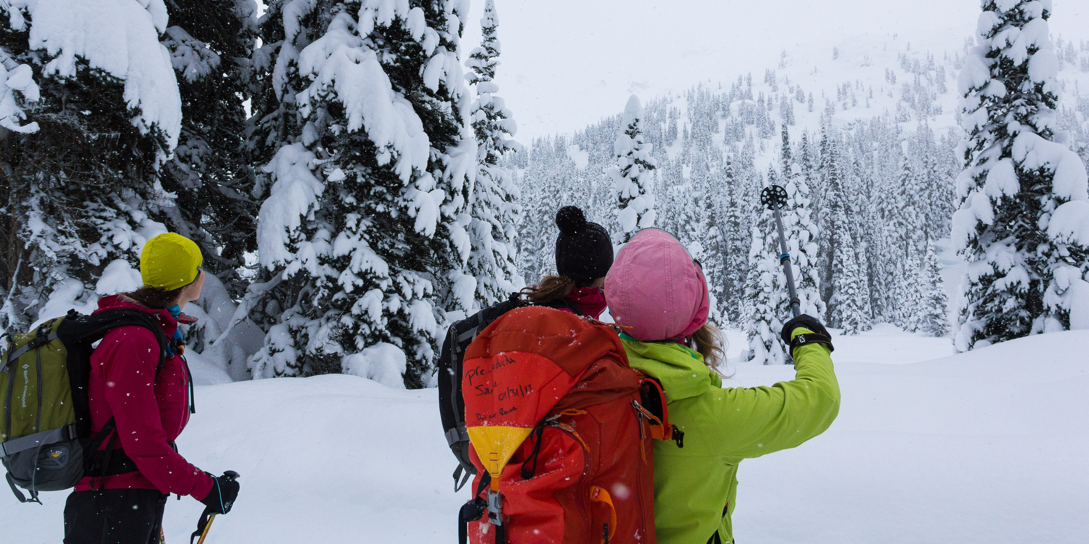Upcoming Navigation Skills for Backcountry Touring Clinics