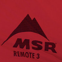 MSR Remote - the four-season tent of choice