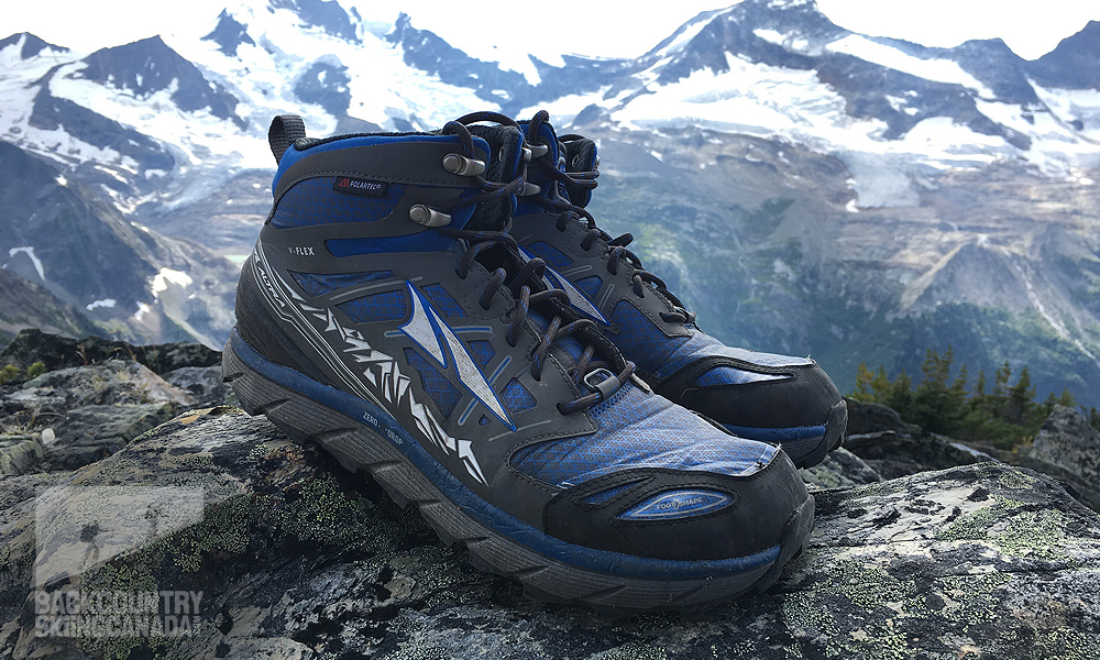 premium selection 61b7c fe71b Altra Lone Peak 3.0 NeoShell Mid Hikers