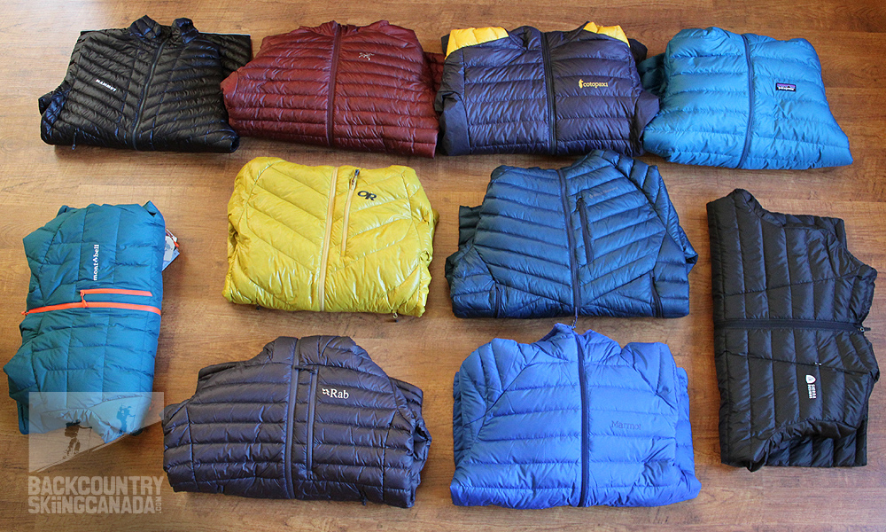 Best Micro Down Jackets