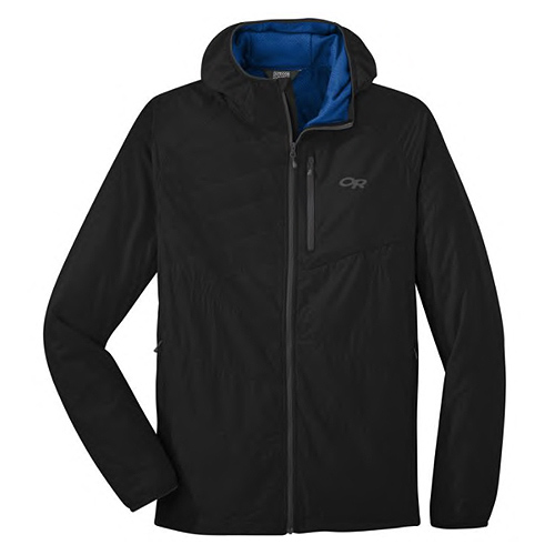 Best Mid Layer Outdoor Research Refuge Air Hooded Jacket