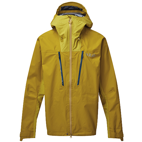 Best Rain Shell Rab GTX Muztag Jacket