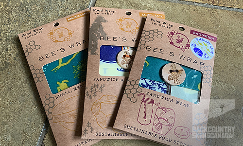 Bee's Wraps Beeswax Food Wraps