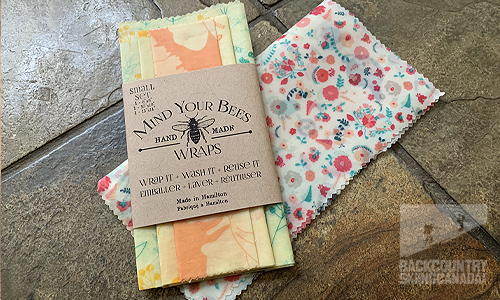Mind Your Bees Beeswax Food Wraps