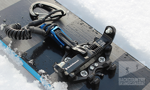 Black Diamond Helio 200 Binding