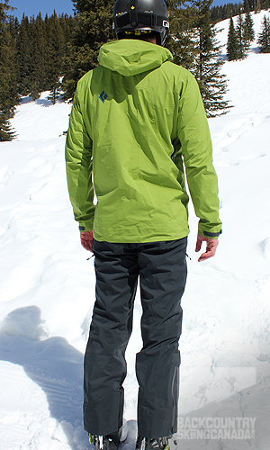 Black Diamond Helio Active Jacket and Pants Review
