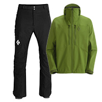 Black Diamond Helio Active Jacket and Pants