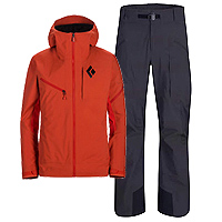 Black Diamond Recon Jacket & Pants
