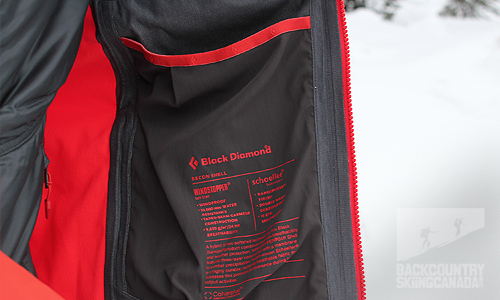 Black Diamond Recon Jacket