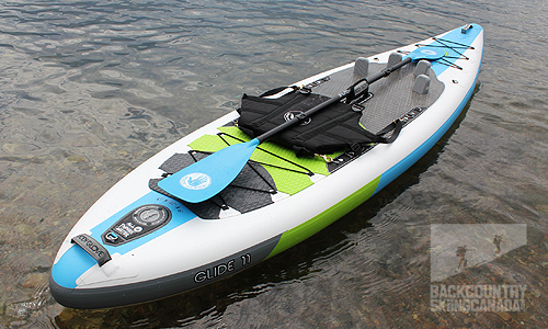 Body Glove Glide 11 Inflatable Kayak