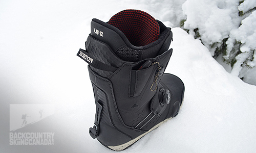 burton step on review 2019