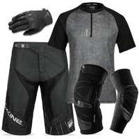 Dakine Mountain Biking Apparel and Protection