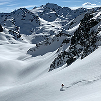 Ski Touring Switzerland