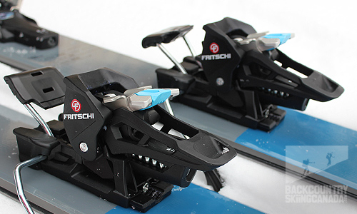 Fritschi Tecton 12 Bindings