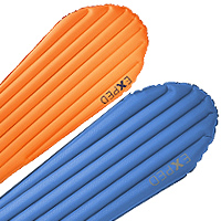 Exped Airmat Hyperlite LW and Synmat Hyperlite LW