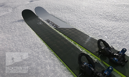 Faction Prime 3.0 Skis