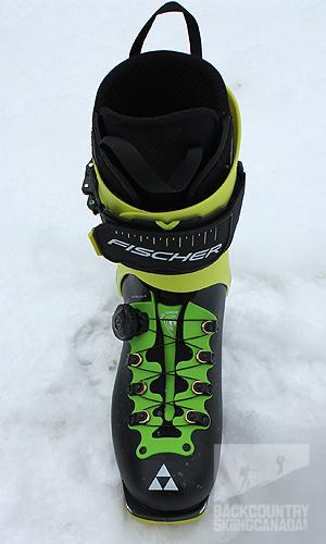 Fischer Travers Boots