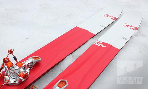 G3 FINDr 102 Ski