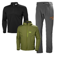 Helly Hansen Hiking Apparel Review