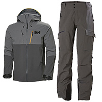 Helly Hansen Odin Mountain Hybrid Softshell Pants and Jacket