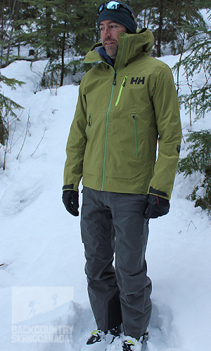 Helly Hansen Odin Mountain 3L Shell