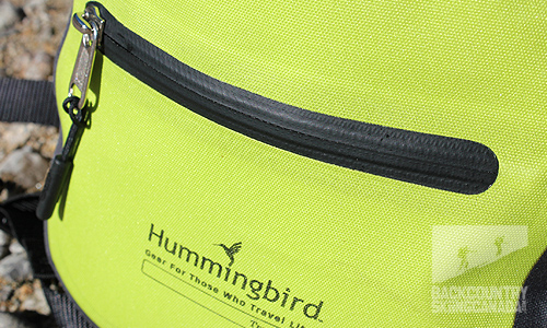 Hummingbird Travel Pack