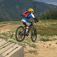 Mountain Biking Utah and Idaho