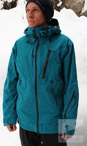 Mountain Hardwear Boundary Seeker Jacket