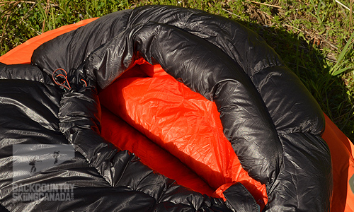 Mountain Hardwear Ghost Whisperer Sleeping Bag