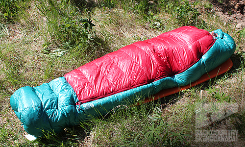 Mountain Hardwear Phantom -9C Sleeping Bag