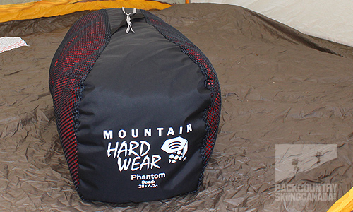 Mountain Hardwear Phantom Spark Sleeping Bag