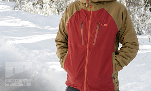 Outdoor Research Skyward II jacket and Pants
